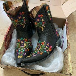 Old Gringo Sora Black Boots 8